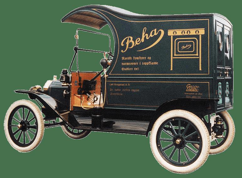 BEHA - 100 години производство, маркетинг и логистика